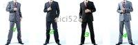 Western style 19 - - - 100% Brand New men's suits dress suit