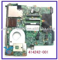 hot sale 414242-001 DV4000 laptop motherboard Intel integrated wholesale & retail 45 days warranty
