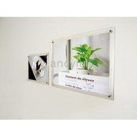 frame,atransparent photo frame, acrylic frame, Acrylic photo frame, clear acrylic photo