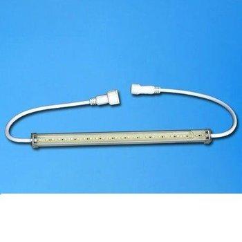 waterproof 5050 SMD LED Rigid strip light;30pcs 5050 SMD led;1.0 m long;metal housing,please advise the color(R/G/B/W/WW/G/RGB)