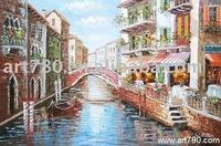 Venice painting,canvas art set