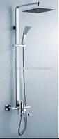 Shower Panel Brass Zinc Alloy Handle Ceramic Spool Free Shipping Good Quality K-8102