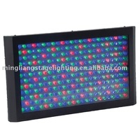 288 *10 mm led color changer dj light