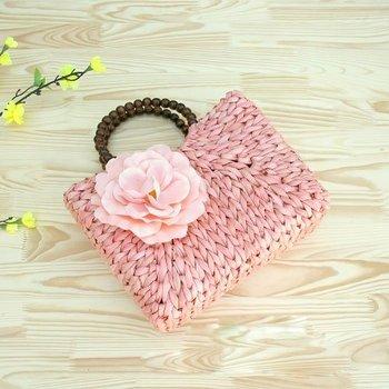 straw plaited article  handbag ,fashion handbag ,woman hangdbag
