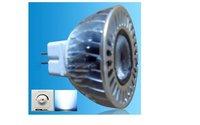 Dimmable led MR16 Spotlight;with triac dimmer;1*5W;Bridgelux Chip;CCT:2800K,4500K,6500K