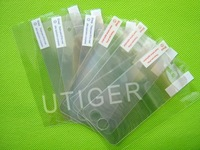 Mirror screen protector for iphone 4