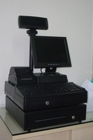 free shipping all in one set POS system