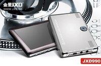 JXD 990 PMP DC DV CAMERA MP3 MP4 AV in JXD 981++ silver free shipping