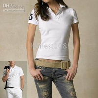 Size:M L XL XXL Soild color Short sleeve White Fashion Women's shirts