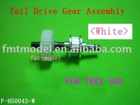F00344   F-H50043-W Tail Drive Gear Assembly for  T-REX Trex 500+ Free shipping