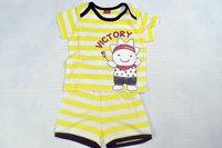 Big Sales! Moababy baby T-shirt set, Korean children clothing, summer,Free Shipping