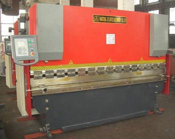 WC67Y  press brake
