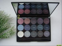wholesale+free shipping makeup 15 colour Eyeshadow Palette
