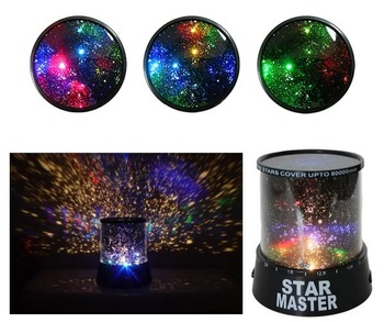 Novelty Items Starry Night Sky Projector Projection Light Lamp Christmas Gifts