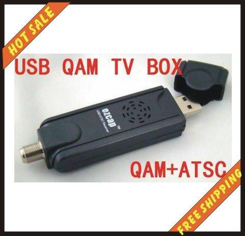 Free shipping--Digital ATSC TV Stick, watch and recod ATSC or QAM TV notebook or PC support HD TV(China (Mainland))