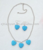 Heart Shape Necklace With Free Shipping For Saint Valentine&amp;#39;s Day