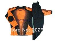 football goalkeeper uniform set.