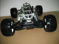 1:5 scale 4WD rc car have reverse gear ( sliver color)