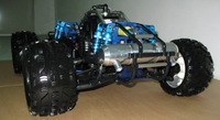 1:5 scale 4WD rc car have reverse gear