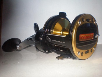New Deap Ocean Trolling Fishing Reels  OSM 15  One-way+ 2 or 3 Stainless Steel Ball Bearing