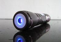 1pcs 405nm 20MW waterproof violet&blue laser flashlight laser gunsight blue laser pointer
