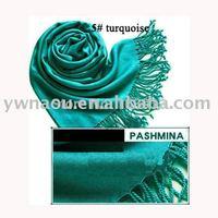 2013 Autumn Winter women fashion Pashmina Acrylic solid color scarf Wrap Shawl scarves