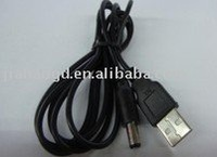 5.5mm USB DC Cable 200pcs/lot + Free Shipping