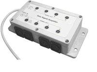 DMX signal amplifier;DC5V/6V/12V/24V input optional;8 channel DMX Signal