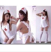 Free shipping--Sexy lingerie / cute nursing uniforms