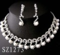 Wedding/Bridal crystal jewelry set  sz1273