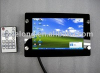 "7"" open frame touchscreen montor, lcd monitor touchscreen, touch screen"