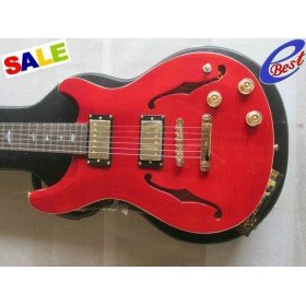 (free shipping)2010 PRS Paul Reed Smith custom 22 Red burst with JAZZ Electric Guitar PSTbr Wholesale(China (Mainland))