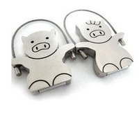 4GB Cartoon Pig USB Flash Drive