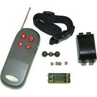 dog training VIBRATION + STATIC SHOCK + SOUND + LED collar