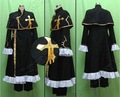 Pandora-Hearts Vincent Nightray  Original Cosplay Costume