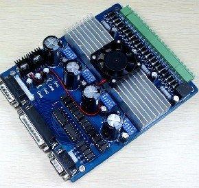 4 Axis TB6560 CNC Stepper Motor Driver Controlador Board(China (Mainland))