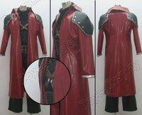 Final Fantasy7  Genesis Rhapsodos (Original) FF7AC  Cosplay Costume Halloween