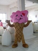 Ice Cream Mascot Costume,Discount Price,Free Shipping
