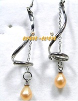 Free Shipping Fashion Earrings, Pearl Jewelry