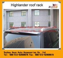 auto roof rack promotion