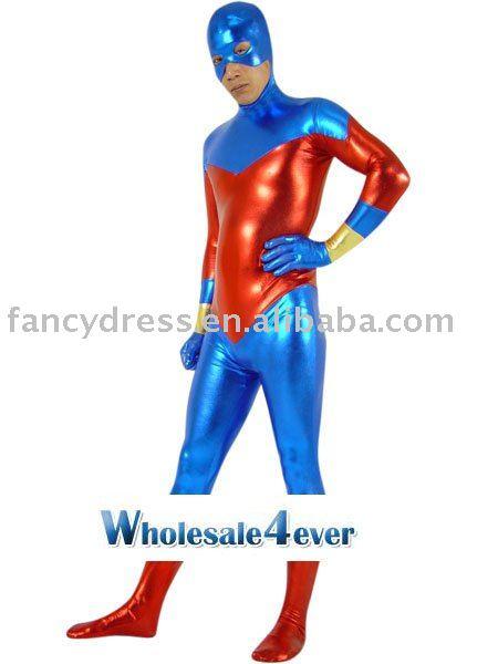 Latex Superhero Costume 90