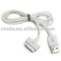 Freeshipping+ USB Dada charger cable for iphone and ipad