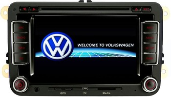VW TIGUAN car dvd player system