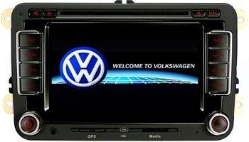VW TIGUAN car dvd player system