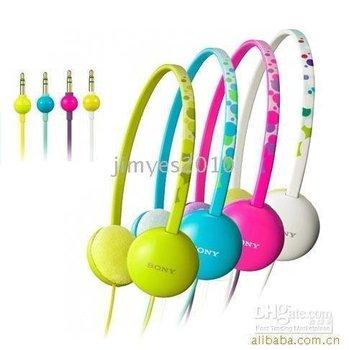 mp3/mp4 30pcs Brand New 3.5mm Colours earphone