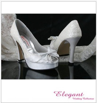 1 pair/lot Bridal New Fashion Classic Style Exquisite Design Evening/Wedding/Party Heels EL10016