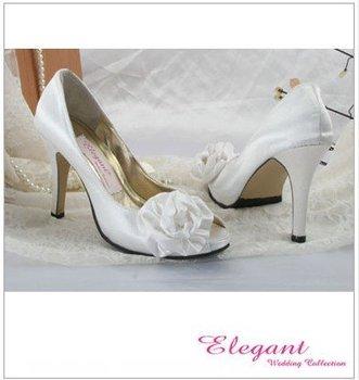 1 pair/lot Bridal New Classic Fashion Grace Style Exquisite Design Evening/Wedding/Party Heels EL10024