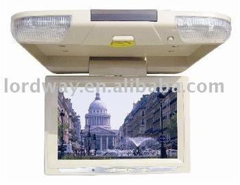 "LDV--890FM 9"" FLIP DOWN MONITOR(DIAGONAL LENGTH) TFT-LCD + IR transmitter"