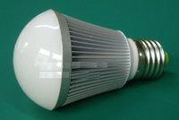 E27 base 3*1W led bulb;Epistar led chip;210LM;6000-6500K;cool white;P/N:PQ-BLE27-3*1WXC002