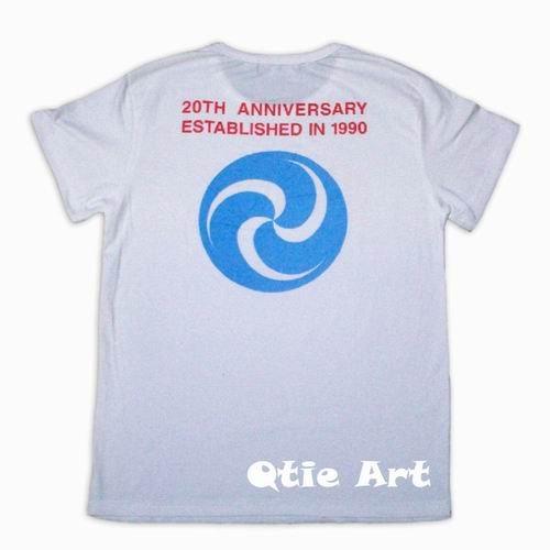 Custom logo custom design promotional t shirts company for Custom business logo t shirts